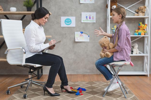 child psychologist in gurgaon